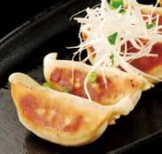海鮮餃子画像